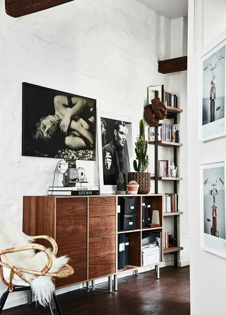 armario elementos decorativos estilo vintage ideas