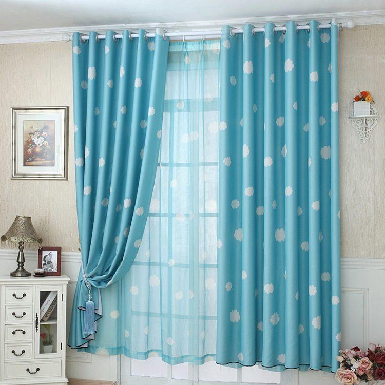 Tipos de cortinas variantes y consejos para seleccionarlas for Tipos de cortinas para salon