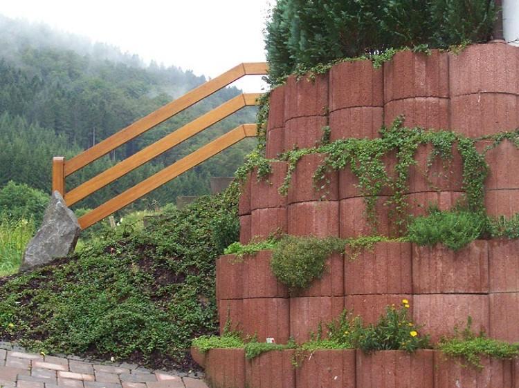 atractivo efecto lineas estilos muros