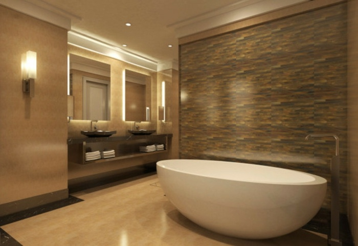 baldosas tendencias para los cuartos de ba o en el 2016. Black Bedroom Furniture Sets. Home Design Ideas