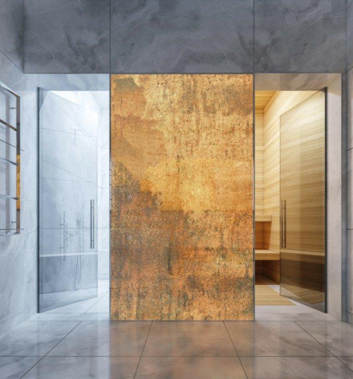 Baldosas tendencias para los cuartos de baño en el 2016