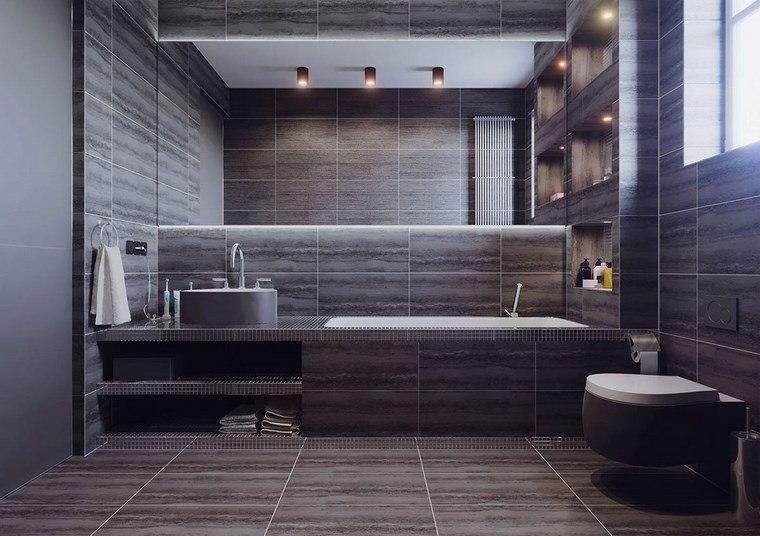 Baños Ideas Para Reformar:tenemos para ustedes unas ideas de reformar baño e iluminarlo para