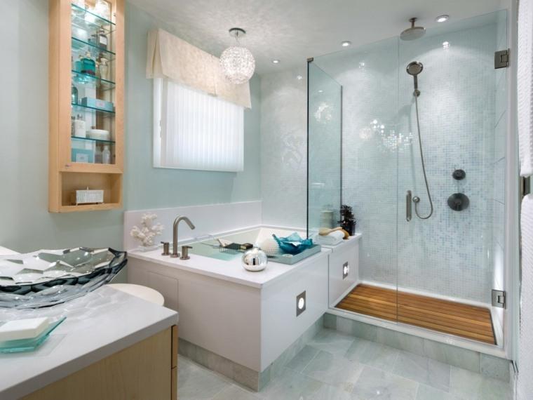 Baño Moderno Pequeno:Baños pequeños modernos – descubre las nuevas tendencias -