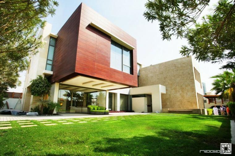 casa en Dubai NAGA Architects