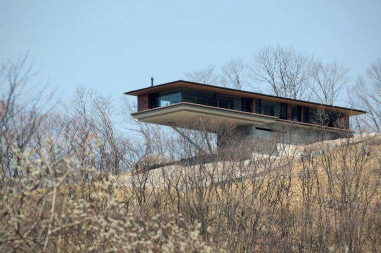 casa dieño Kidosaki Architects Studio.