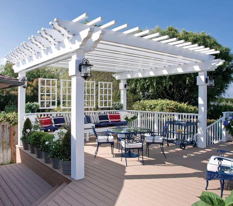 casa jardin diseno contemporaneo Huettl Landscape Architecture ideas