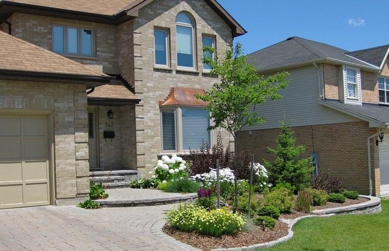 Casa jard n y dise os inspiradores para el exterior for Diseno jardines exteriores casa
