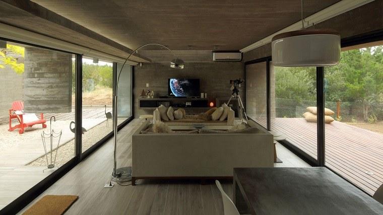 casa lujo residencia salon moderno ideas