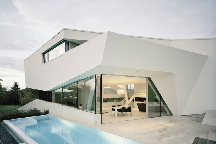 casa moderna diseño Project A01 Architects.