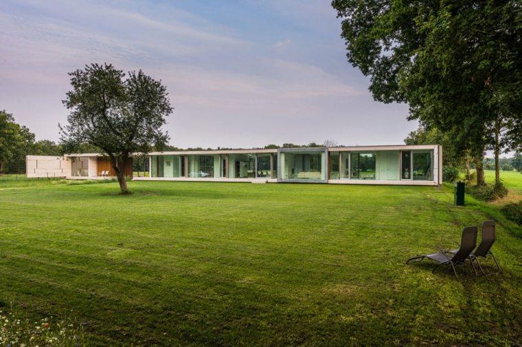 casa moderna diseño firma Inbo