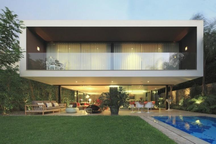 fachadas de casas modernas los dise os m s alucinantes