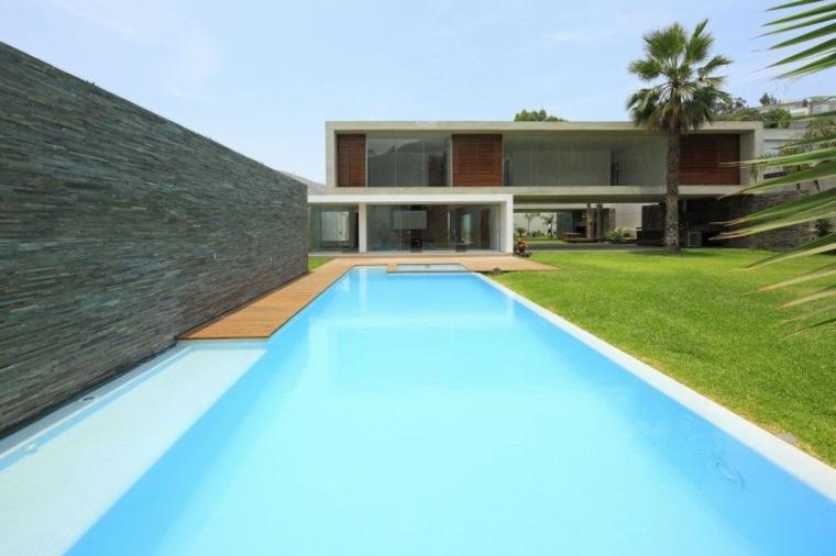 casa moderna peru Oscar Gonzalez Moix.