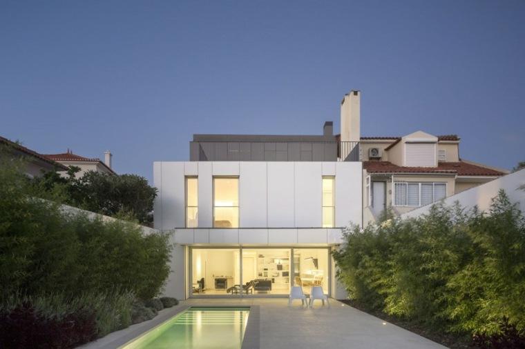 casa fachada portugal Humberto Conde