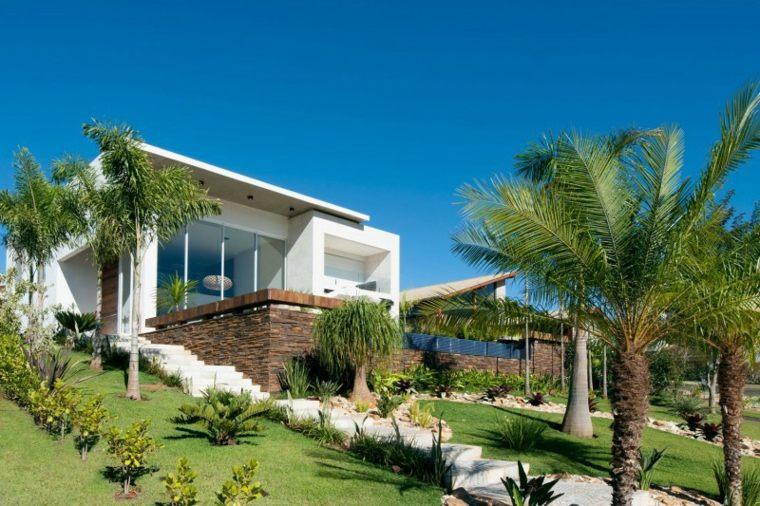 casa lujosa diseño Dayala + Rafael Arquitetura