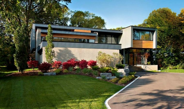 casa diseñada Altius Architecture.