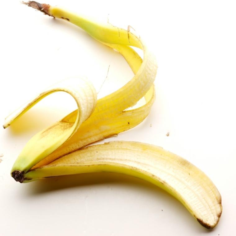 cáscara banana abonos orgánicos