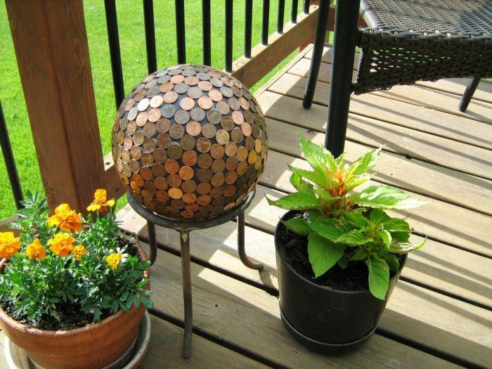 centavos esferas coloridos muebles muebles