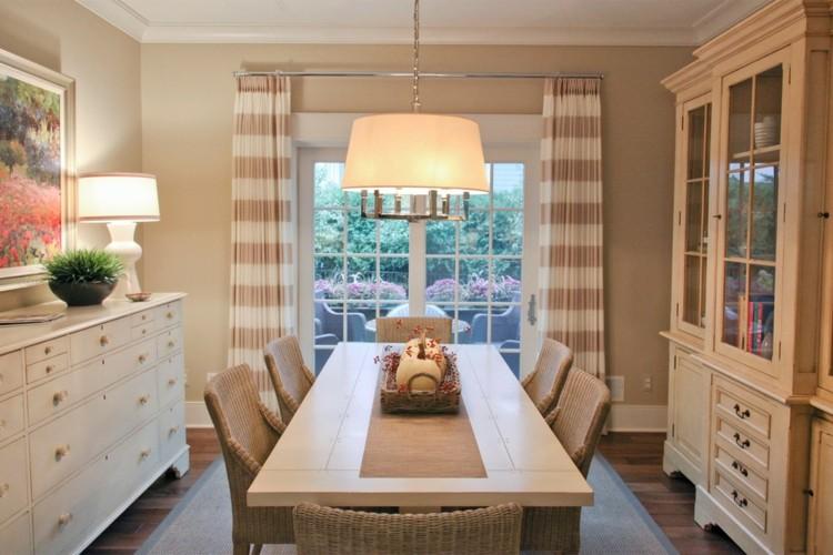centros de mesa decoracion tejidos canales calidos