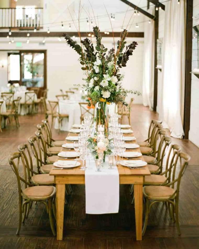 Centros de mesa sencillos para boda y consejos for Mesas de bodas