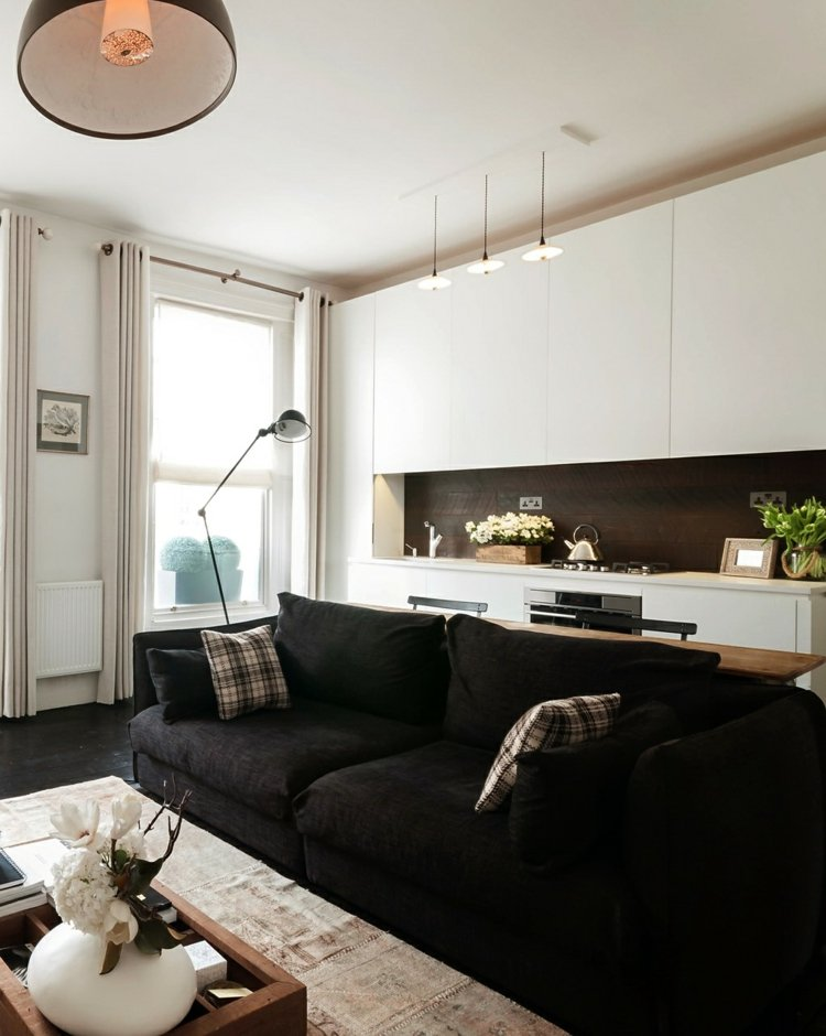 chimeneas estilos frecuencias muebles calidos