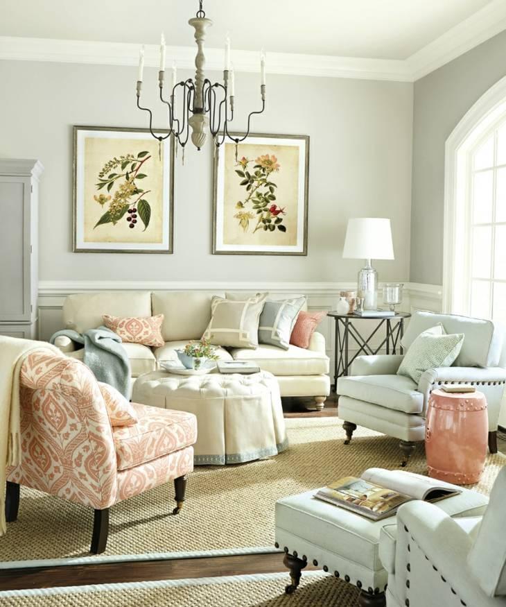 claros efectos estilos muebles lamparas
