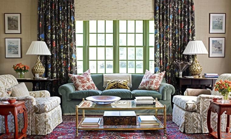 colores para pintar un salon alfombra destaca ideas