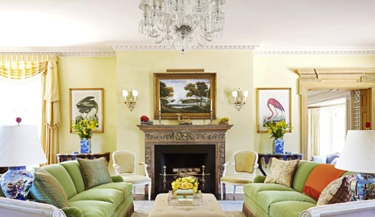 Colores Para Pintar Un Salon Moderno Affordable Simple Finest Salon - Colores-para-pintar-salon