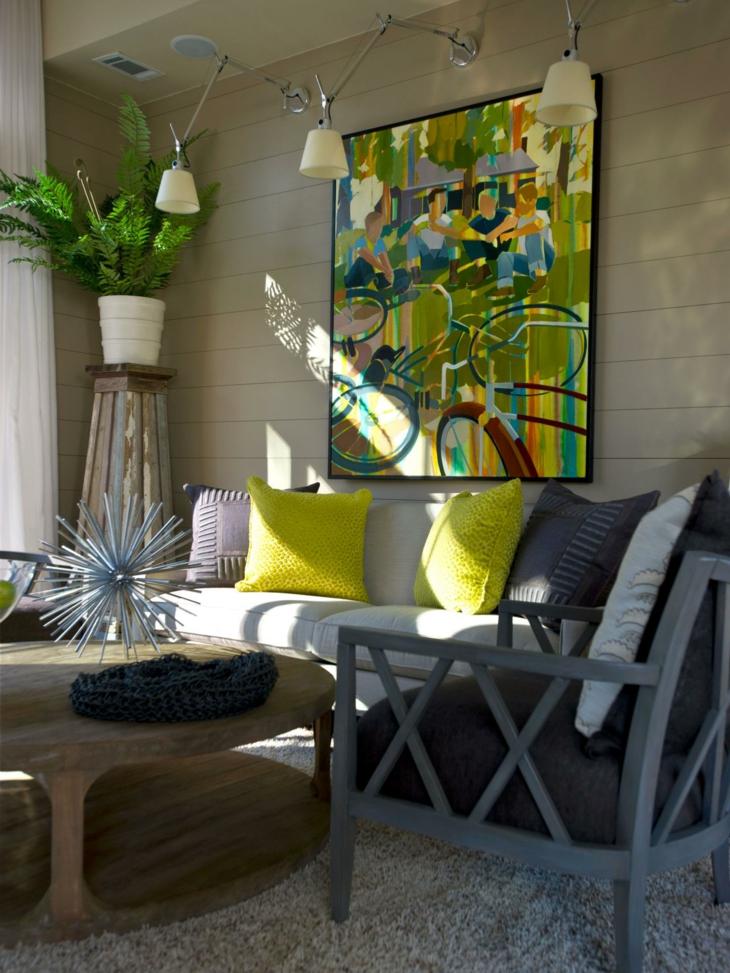 coloridos efectos muebles colores estilos grises