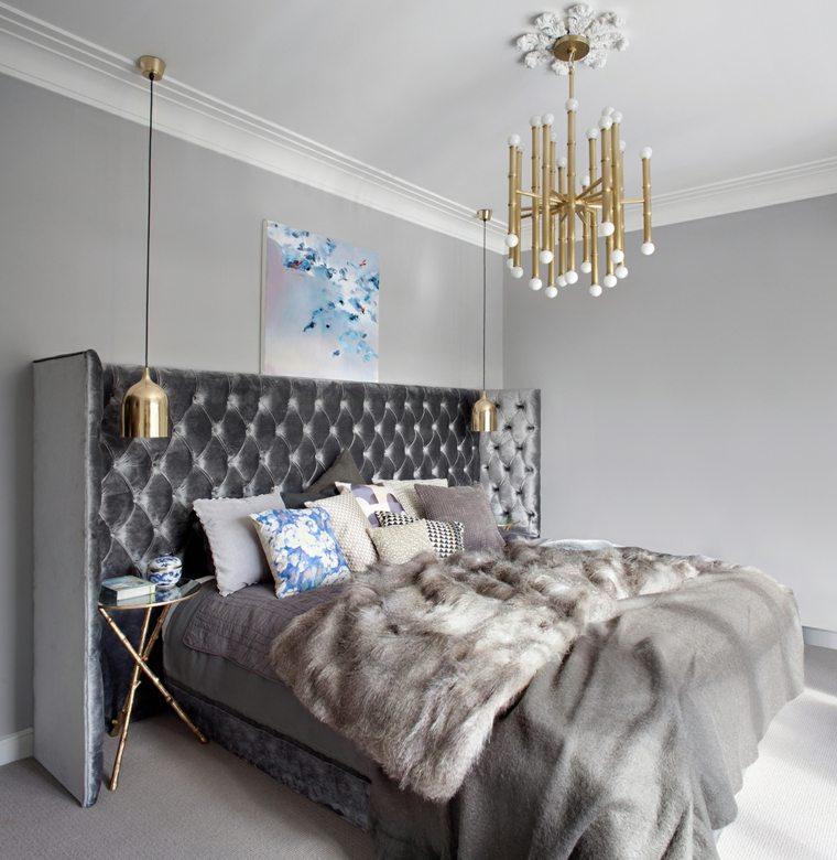 combinacion moderno vintage dormitorio ideas