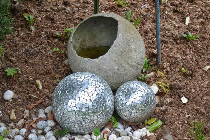 cristales efecstos lamativos formas espacios