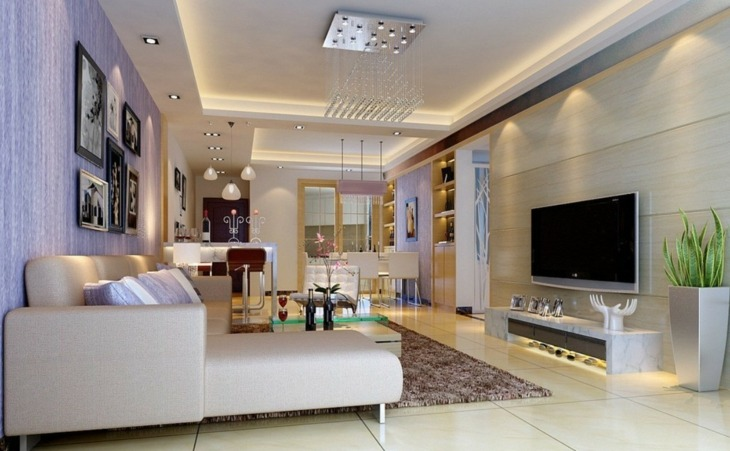 cuadros especiales muebles paredes macetas