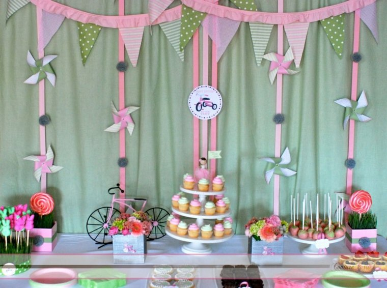 Ideas originales para cumpleaños - cómo decorar una fiesta -
