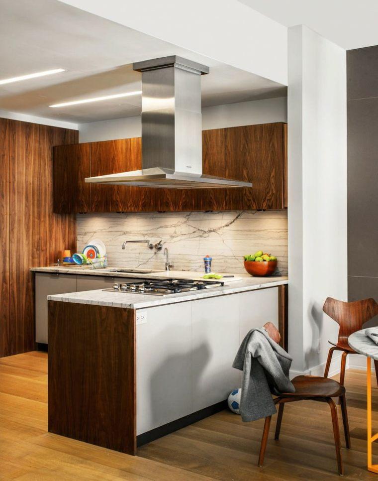 decoracion cocinas americanas LLI Design ideas