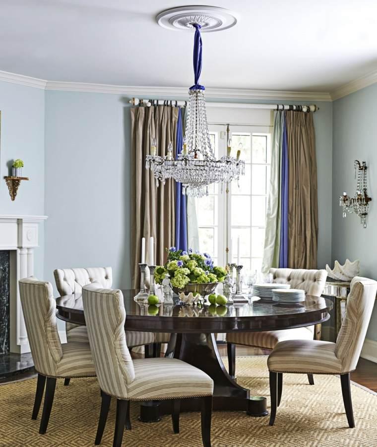 decoracion comedores modernos habitacion beige ideas