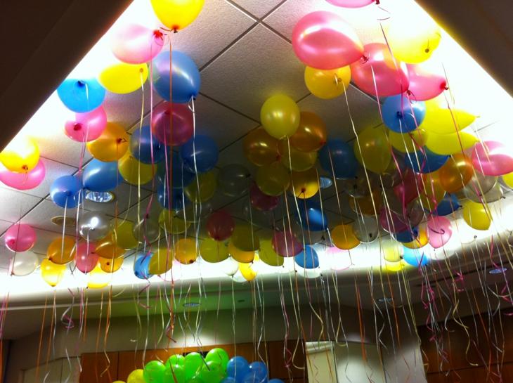 decoracion con globos sistemas efectos ambientes