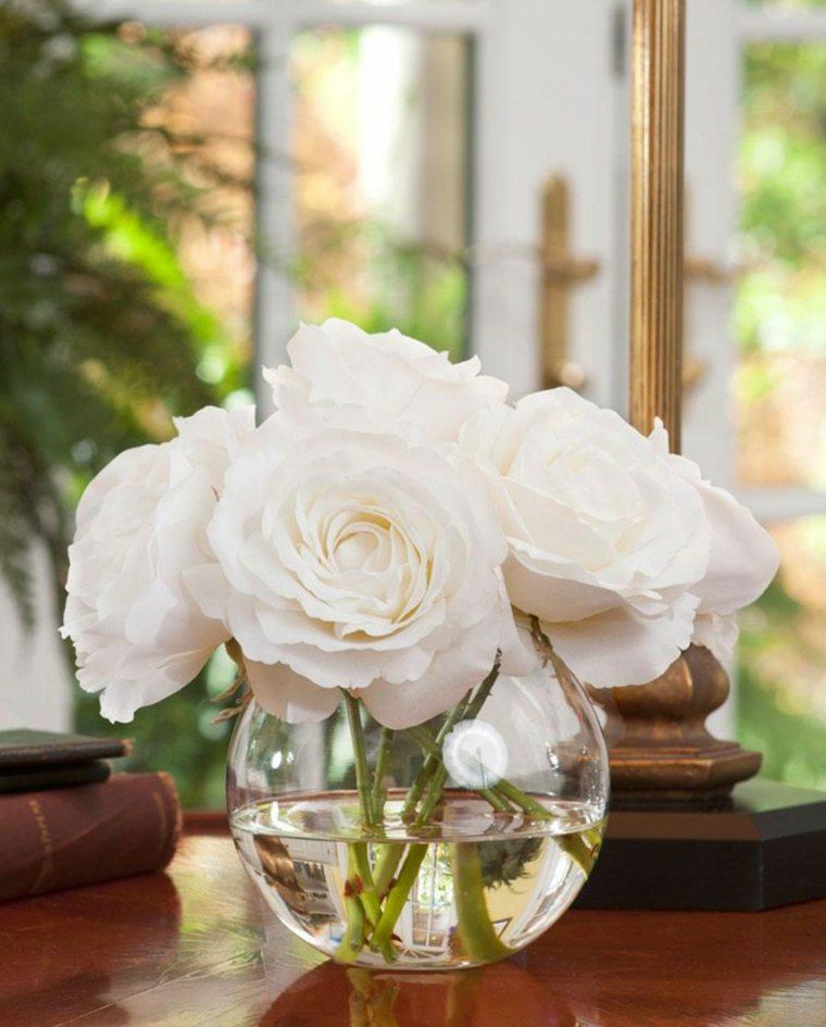 decoracion-opciones-inspiracion-rosas-recipiente-cristal