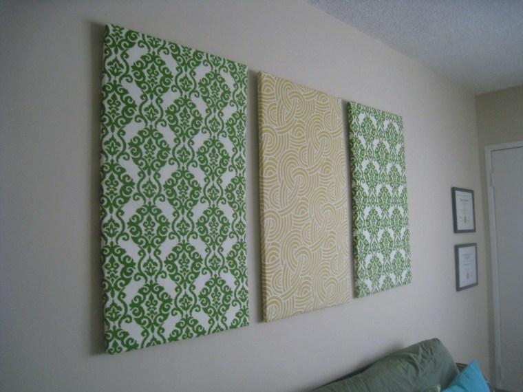 decorar paredes motivos nórdicos patrones