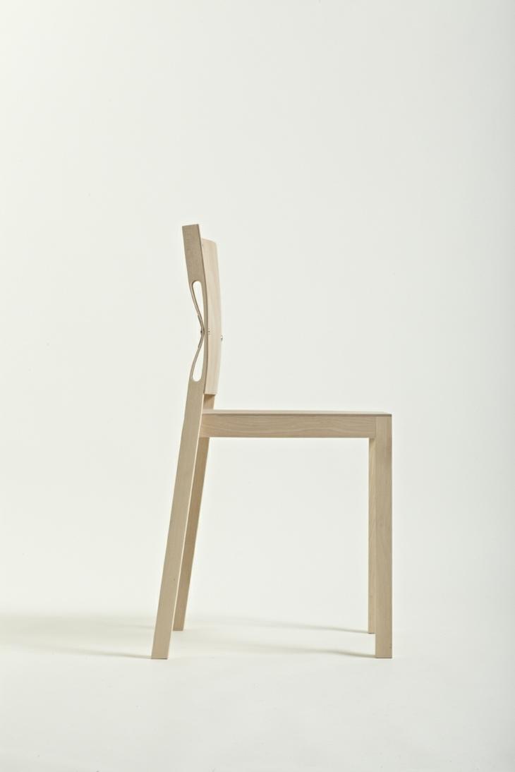 diseño detalles sillas blancas tornillos
