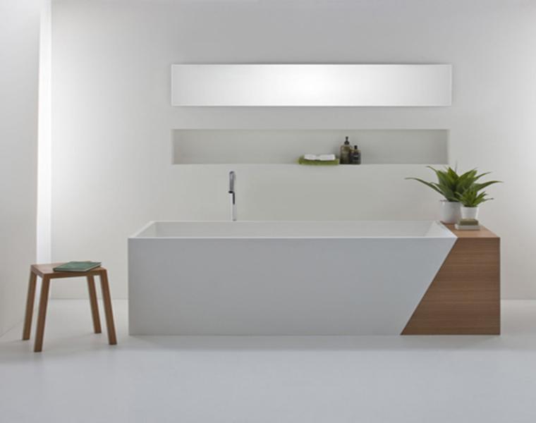 diseño muebles baño modernos