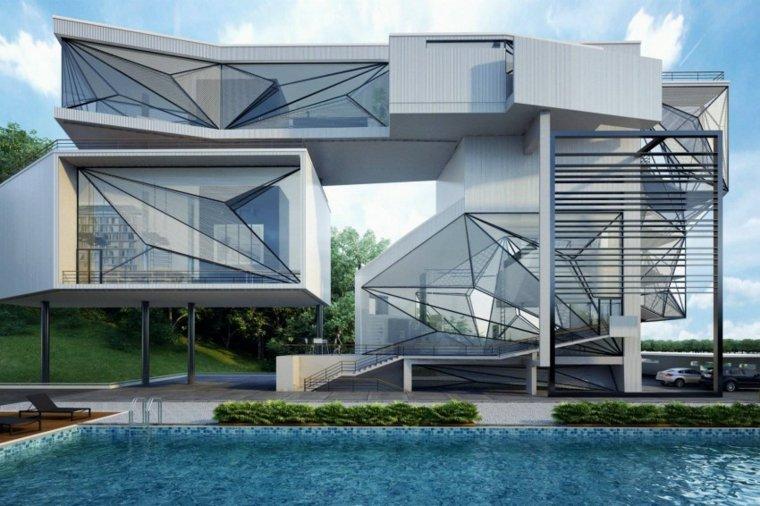 diseño moderno Studio Urban Office Architecture