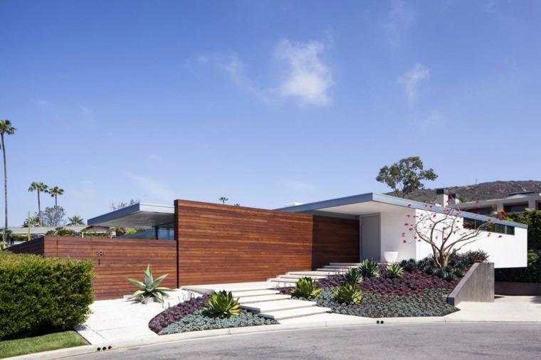 Fachadas de casas modernas los dise os m s alucinantes - Limposante residence contemporaine de ehrlich architects ...