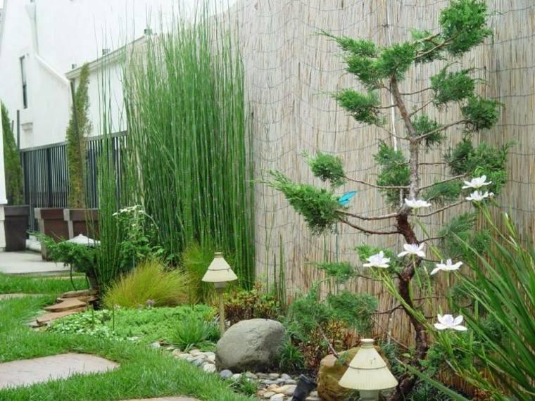 diseno jardin moderno estilo zen