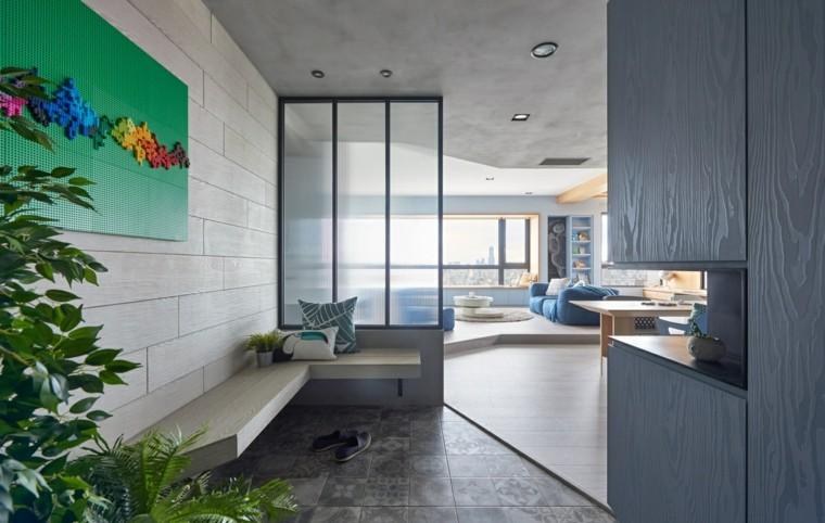 diseno moderno muebles salon