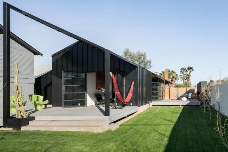 diseno paisaje moderno casa moderna