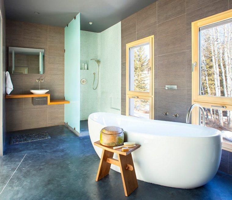 Baño Pequeno Original:Baños pequeños modernos – descubre las nuevas tendencias -