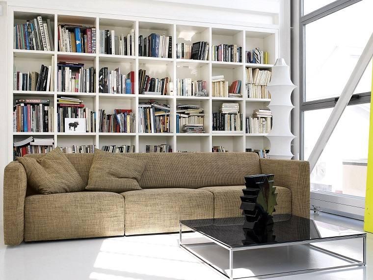 dispositivos almacenamiento estanteria mesa cafe grande sofá comoda ideas