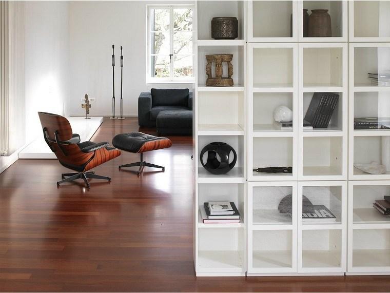 dispositivos almacenamiento estanteria separa espacios ideas