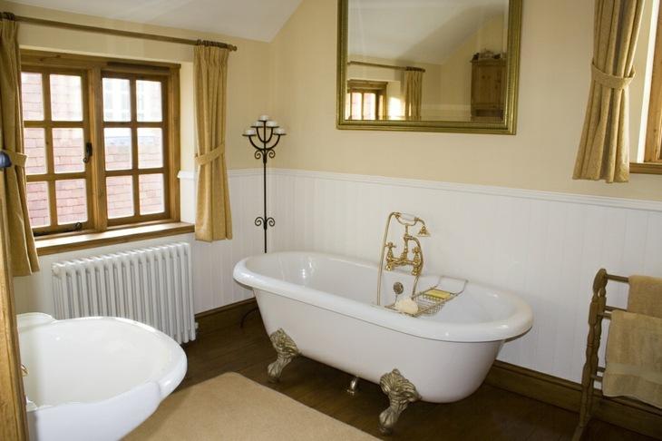 dorados efectos colores blancos bañeras