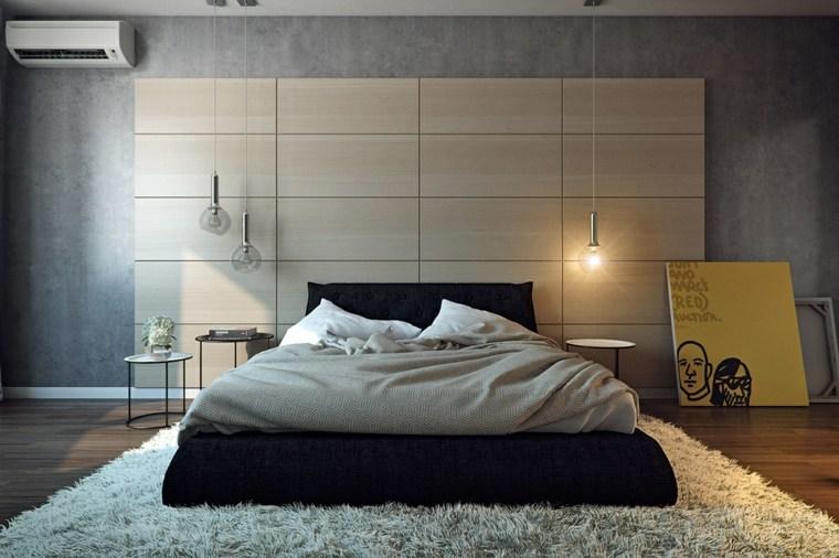 Dormitorios originales con iluminaci n brillante - Iluminacion habitacion matrimonio ...