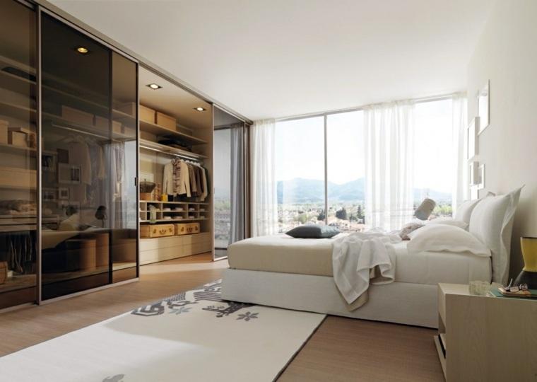 Dormitorios armarios funcionales y modernos para el hogar - Dormitorios con armarios ...